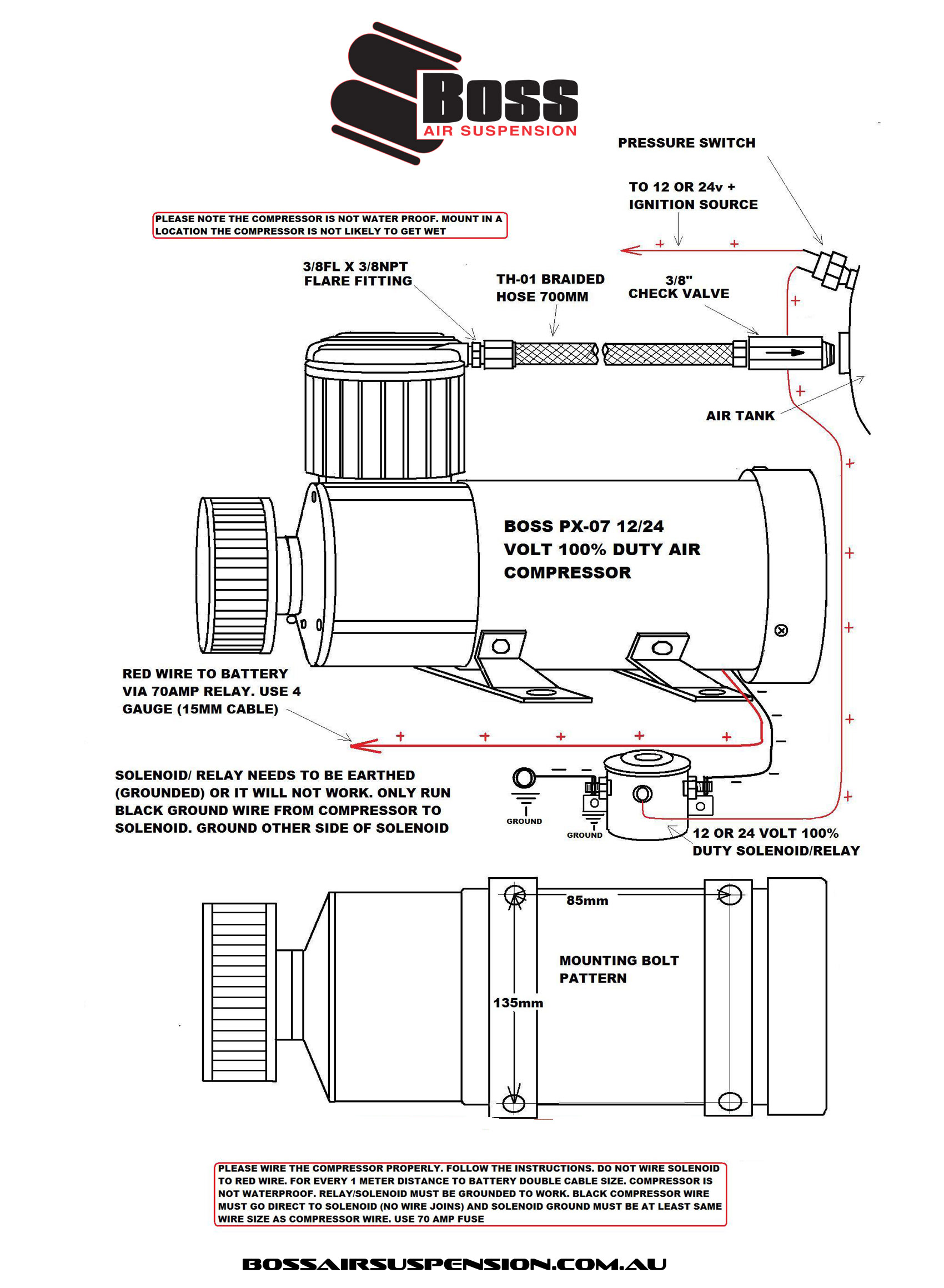 ridetech air ride wiring diagram air free printable wiring diagrams